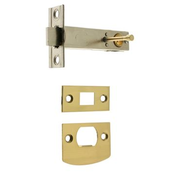 idh by St. Simons Universal Tube Latch - Passage/Privacy
