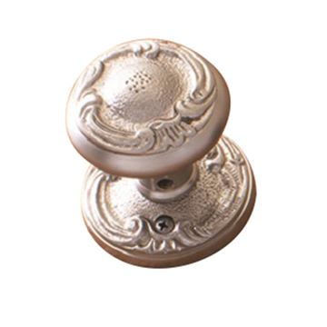 Brass Accents Lafayette Interior Knob Door Set