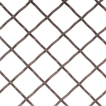 Kent Design 313C 3/4 Round Intercrimp Wire Grille - 36 x 48