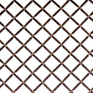 Kent Design 1216P 1/2 Square Press Crimp Wire Grille - 36 x 48