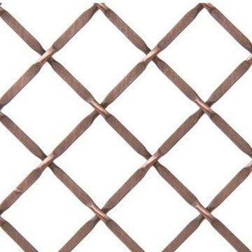 Kent Design 332P 3/4 Round Press Crimp Wire Grille - 18 x 24