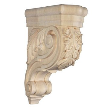Legacy Signature 12 Inch Acanthus Leaf Corbel