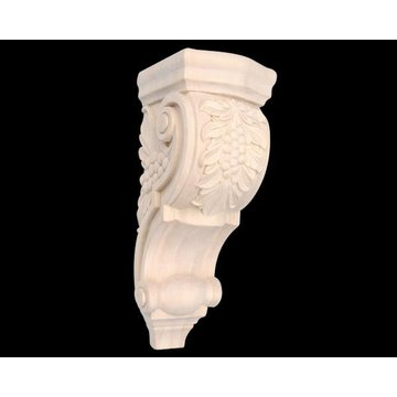 Legacy 14 Inch Scroll and Grape Corbel