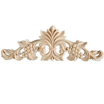 Legacy Signature 24 Inch Fleur-de-Lis & Grape Applique