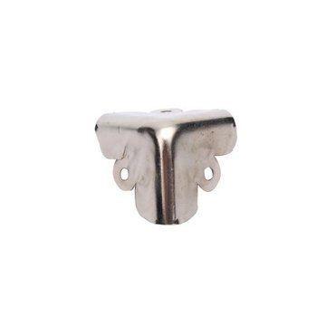 Restorers Steel 1 7/16 Inch Trunk Corner - Pair