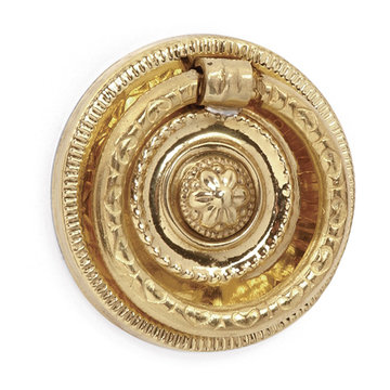 Restorers Classic Brass Ring Pull