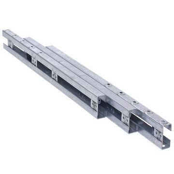 Steel Table Slide - 4-Leg Or Unconnected Pedestal