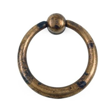 Classic Hardware Distressed Ring Pull