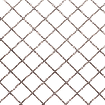 Kent Design 1218C 1/2 Round Intercrimp Wire Grille - 36 x 48