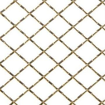Kent Design 1218C 1/2 Round Intercrimp Wire Grille - 18 x 24