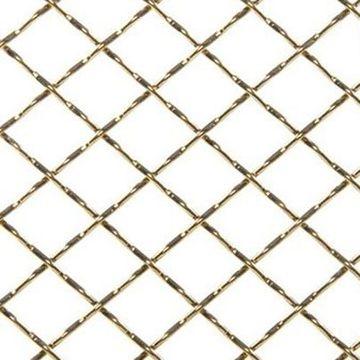 Kent Design 1218C 1/2 Round Intercrimp Wire Grille - 18 x 24