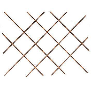 Kent Design 116C 1 Square Intercrimp Wire Grille - 36 x 48
