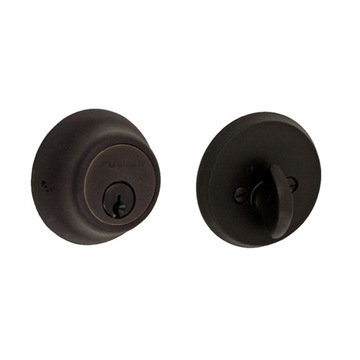 SANDCAST SINGLE CYLINDER DEADBOLT