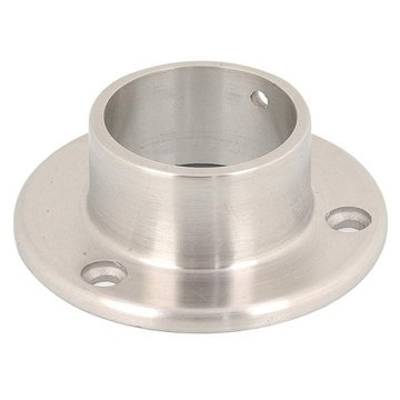 Round Wall Flange