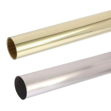 Bar Rail Brass Or Stainless Steel Tubing