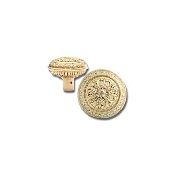 Restorers Ornate Door Knobs With Spindle