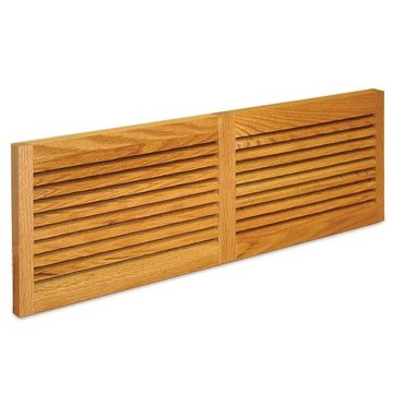 Grill Works  Solid Red Oak Cold Air Return
