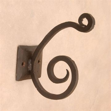 RUSTIC COAT & HAT HOOK