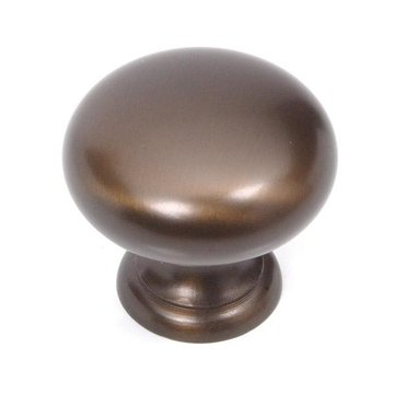 Top Knobs Mushroom Knob Oil Rubbed Bronze 1 1/4 Inch