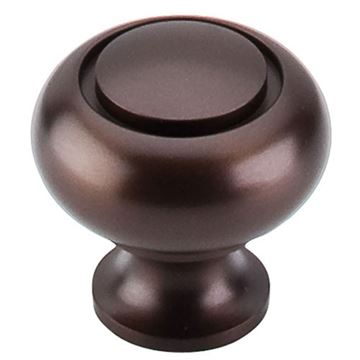 Top Knobs Ring Knob Oil Rubbed Bronze