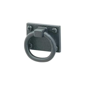 RING PULL/BLK IRON
