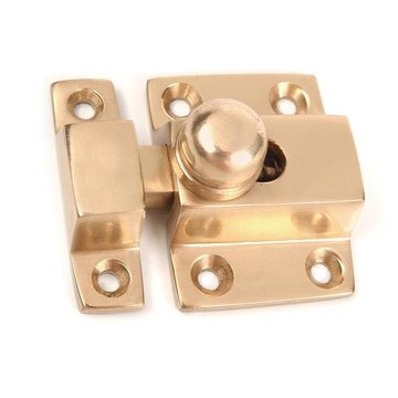 S1909 BRASS CUPBOARD CATCH