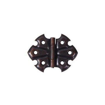 "Restorers Classic Surface Mount 2"" Steel Cabinet Hinge"