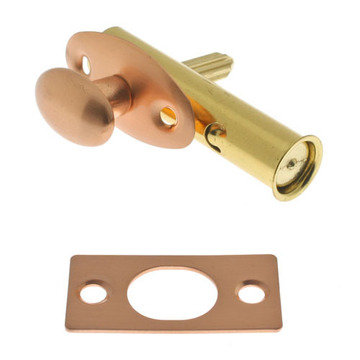 MORTISE DOOR BOLT