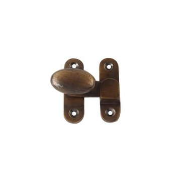 CASEMENT LATCH WITH EGG KNOB
