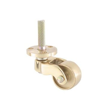 SOLID BRASS CASTER