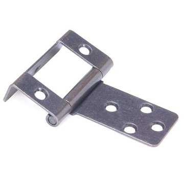 Non Mortise Steel Lid Support