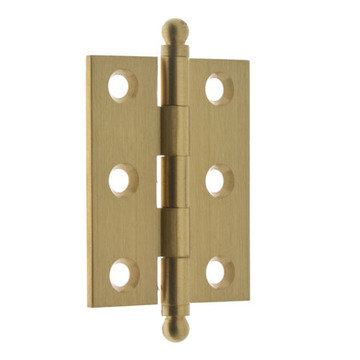 Legacy Mortise Solid Brass Hinge