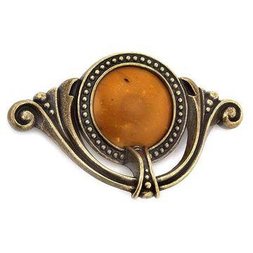 Restorers Classic Circular Bakelite Pull