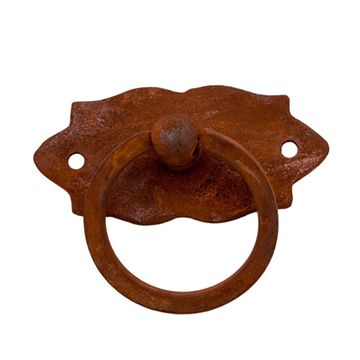 Restorers Rusty Iron Ring Pull