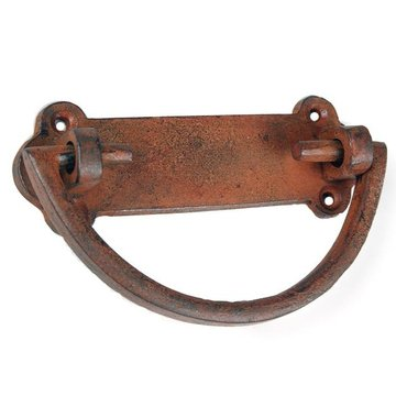 Restorers Primitive Bail Pull with Curved Handle
