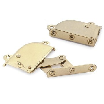 Brass Combination Hinge And Lid Support
