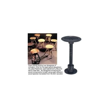 S6662 PIANO STOOL ADJ UNIT