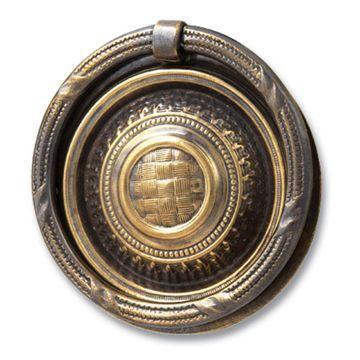 Armac Basket Weave Ring Pull