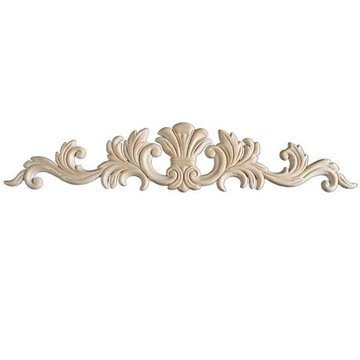 17 Inch Embossed Applique