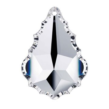 Swarovski Arrowhead-Shaped Lead Crystal