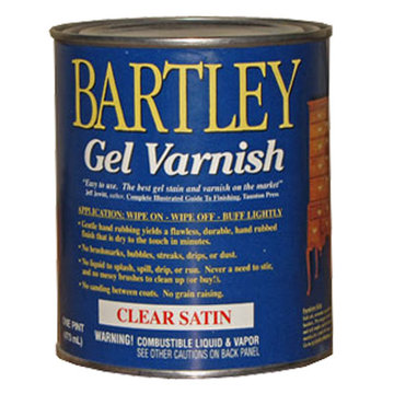 BARTLEY CLEAR GEL VARNISH