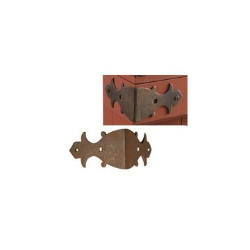 Restorers 2 7/8 Inch Iron Trunk Corner
