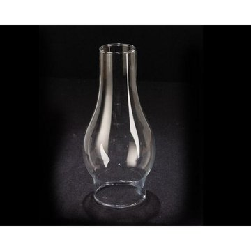 Clear Glass Lamp 8 1/2 Inch Chimney