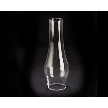 Clear Glass 10 Inch Lamp Chimney