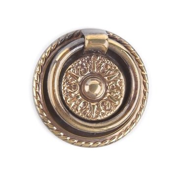 Armac Solid Forged Brass Brass Ring Pull