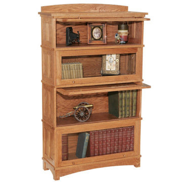 Mission Barrister Bookcase Kit