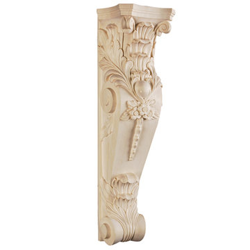 Legacy Signature 28 5/8 Inch Flower  And Leaf Corbel