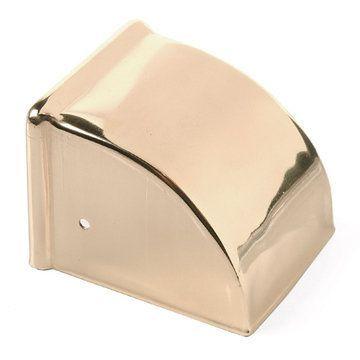 Restorers Classic Stamped Solid Brass Toe Cap