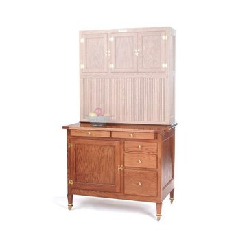 HOOSIER- BOTTOM HALF ONLY (STANDARD OR HIGHBOY)