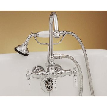 Gooseneck Tub Faucet